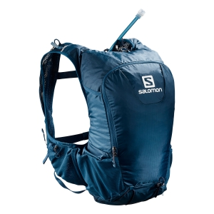 Salomon Skin Pro 15 Set Backpack - Poseidon Night