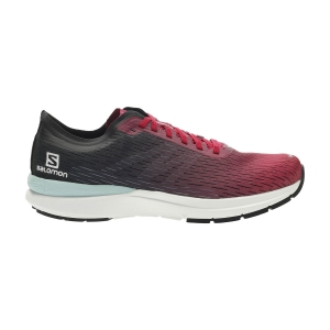 Women's Performance Running Shoes Salomon Sonic 3 Accelerate  Cerise/White/Black L41127500