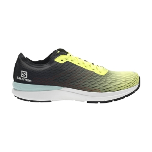 Men's Performance Running Shoes Salomon Sonic 3 Accelerate  Safety Yellow/White/Black L41126900