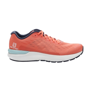 Women's Neutral Running Shoes Salomon Sonic 3 Balance  Camellia/White/Quail L40984200