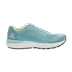 Scarpe Running Neutre Donna Salomon Sonic 3 Balance  Meadowbrook/White/Patina Green L40984000