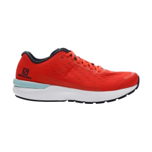 Men's Neutral Running Shoes Salomon Sonic 3 Balance  Cherry Tomato/White/Black L40980800