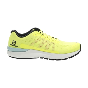 Men's Neutral Running Shoes Salomon Sonic 3 Balance  Safety Yellow/White/Black L41127300