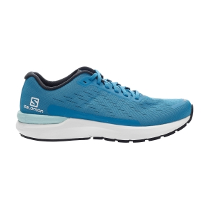 Men's Neutral Running Shoes Salomon Sonic 3 Balance  Fjord Blue/White/Black L40980700