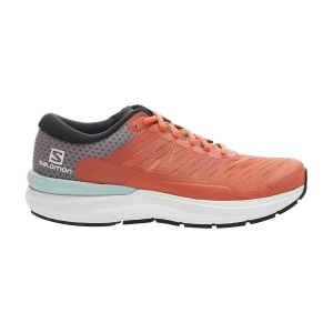 Women's Neutral Running Shoes Salomon Sonic 3 Confidence  Camellia/White/Quail L40992000