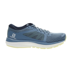 Women's Neutral Running Shoes Salomon Vectur  Copen Blue/White/Charlock L41104700