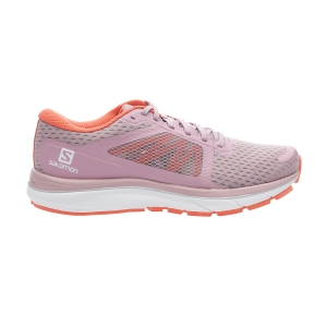 Scarpe Running Neutre Donna Salomon Vectur  Mauve Shadows/White/Camellia L40970900