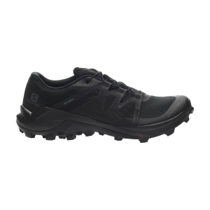 Men's Trail Running Shoes Salomon Wildcross GTX  Black L41053000