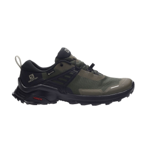 Salomon X Raise GTX - Grape Leaf/Black