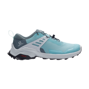 Scarpe Trail Running Donna Salomon X Raise  Meadowbrook/Stormy Weather/Icy Morn L40971900
