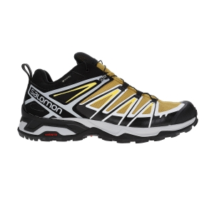 Scarpe Outdoor Uomo Salomon X Ultra 3 GTX  Arrowwood/Black/Lemon Zest L40986600