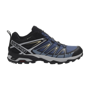 Scarpe Outdoor Uomo Salomon X Ultra 3 GTX  Dark Denim/Copen Blue/Pale Khaki L41168500