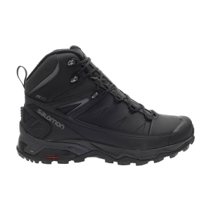 Scarpe Outdoor Uomo Salomon X Ultra Mid Winter CS WP  Black/Phantom/Quiet Shade L40479500