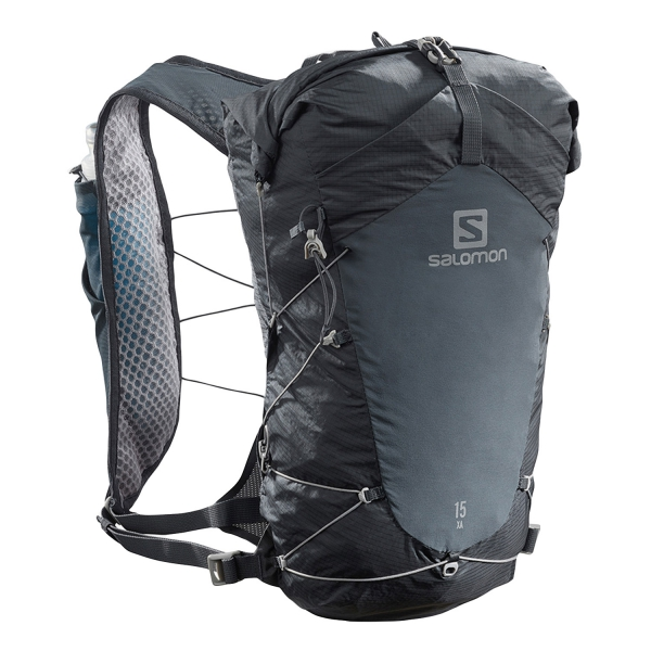 Salomon XA 15 Set Backpack - Ebony/Black