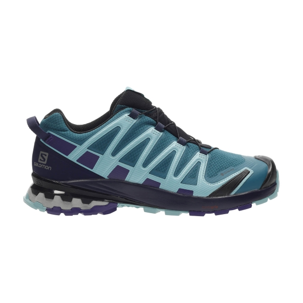 Salomon XA Pro 3D V8 GTX - Shaded Spruce/Evening Blue/Meadowbr