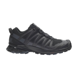 Women's Outdoor Shoes Salomon XA Pro 3D V8  Black/Phantom/Ebony L41117800