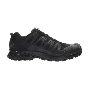Men's Trail Running Shoes Salomon XA Pro 3D V8 Wide  Black L40988100
