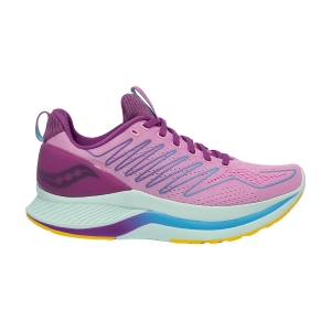 Zapatillas Running Neutras Mujer Saucony Endorphin Shift  Future Pink 1057726