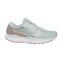 Saucony Guide 13 - Sky Grey/Coral