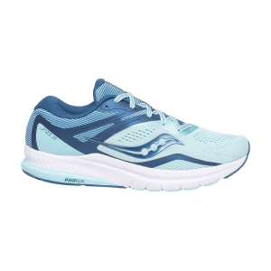 Women's Neutral Running Shoes Saucony Jazz 22  Blue/Aqua 1056725