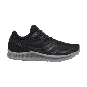 Women's Performance Running Shoes Saucony Kinvara 11  Blackout 1055135