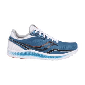 Scarpe Running Performance Uomo Saucony Kinvara 11  Blue/Black 2055125