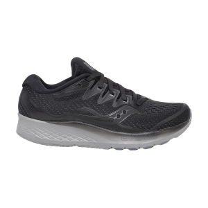 Scarpe Running Neutre Donna Saucony Ride ISO 2  Blackout 1051435