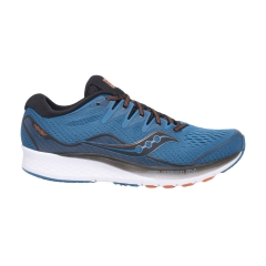 Saucony Ride ISO 2 - Blue/Black