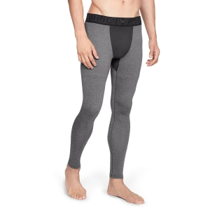 Medias Intimas Hombre Under Armour ColdGear Tights  Gray 13208120019