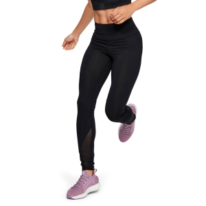 Women's Running Tight Under Armour Rush Tights  Black 13444600001