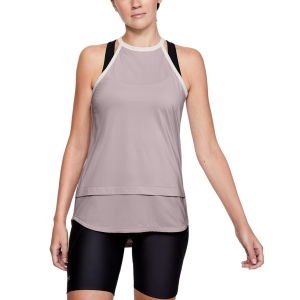 Women's Running Tank Under Armour Armour Sport Tank  Dash Pink/French Gray 13515970667