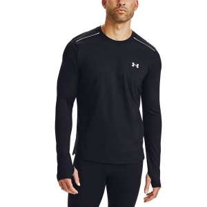 Under Armour Empowered Maglia - Black/Reflective