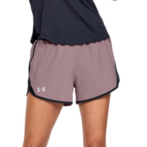 Women's Running Shorts Under Armour Fly By 2.0 3in Shorts  Pink 13501960662