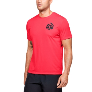 Men's Running T-Shirt Under Armour Get Out & Run TShirt  Red 13507730628