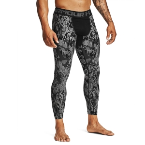 Men's Underwear Tights Under Armour HeatGear 2.0 Tights  Black 13452980003