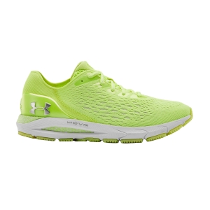 Under Armour Hovr Sonic 3 W8LS - Neo Yellow/X-Ray/Metallic Silver