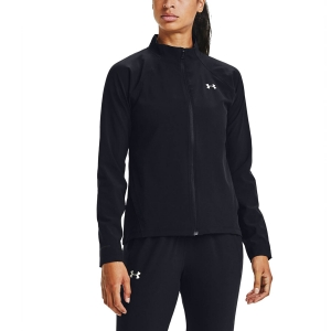 Chaqueta Running Mujer Under Armour Launch 3.0 The Storm Chaqueta  Black/Reflective 13581070001