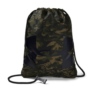 Under Armour OzSee Sackpack - Artillery Green/Black