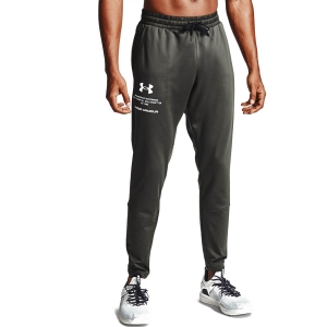 Tights Fitness e Training Uomo Under Armour Storm Pantaloni  Baroque Green/Reflective 13571200310
