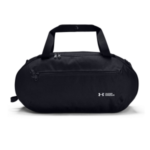 Under Armour Roland Medium Duffle - Black/White
