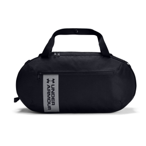 Under Armour Roland Medium Duffle - Black/Steel