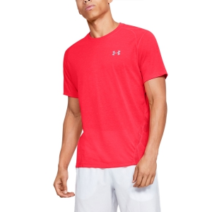 Under Armour Streaker 2.0 Shift Camiseta - Red