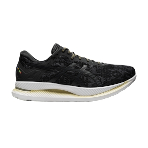 Men's Performance Running Shoes Asics Glideride  Black/Graphite Grey 1011B060001