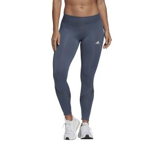 Adidas Own The Run Tights - Legacy Blue
