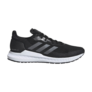 Men's Neutral Running Shoes Adidas Solar Blaze  Core Black/Grey Five/Ftwr White EF0815