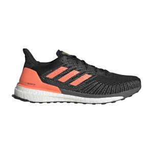 Adidas Solarboost ST 19 - Core Black/Signal Coral/Gold Metallic