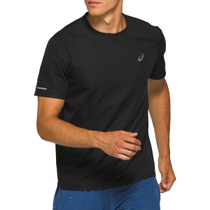 Men's Running T-Shirt Asics Ventilate TShirt  Performance Black 2011A766001