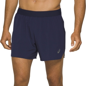 Men's Running Short Asics Road 5in Shorts  Peacoat 2011A769400