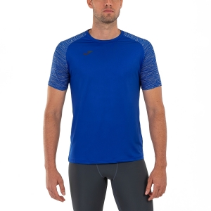 Men's Running T-Shirt Joma Night Reflective Salinas TShirt  Dark Royal 101421.722