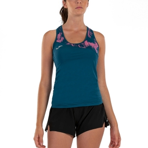 Top Running Mujer Joma Raco Top  Blue 900983.725